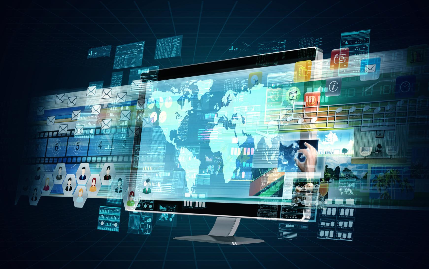 Internet Multimedia Server