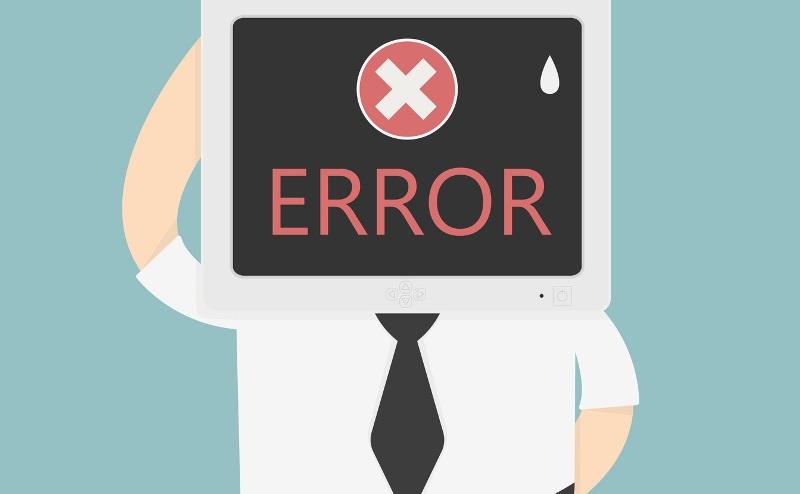 erreur à éviter, webmarketing