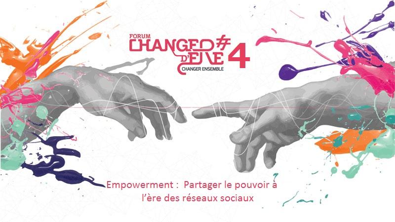 FCE15, forum changer d'ere