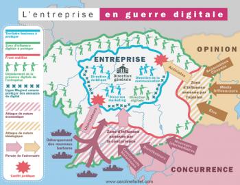 Usine Nouvelle - l'art de la guerre digitale - CF