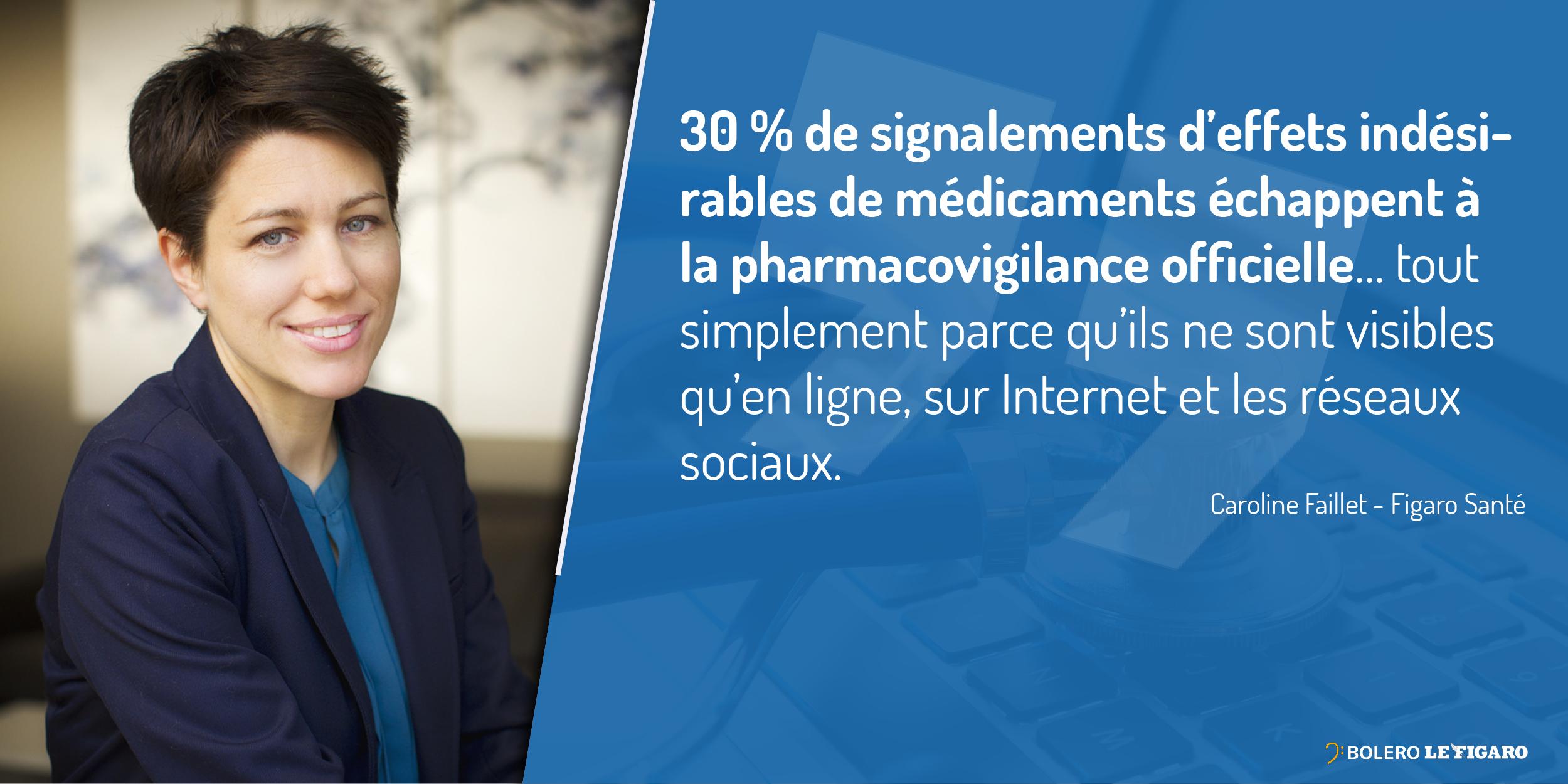 Figaro - Tribune de Caroline Faillet