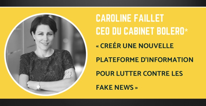 Tribune de Caroline Faillet