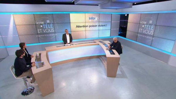 France 3 TV - Votre télé et vous - Opinion Act