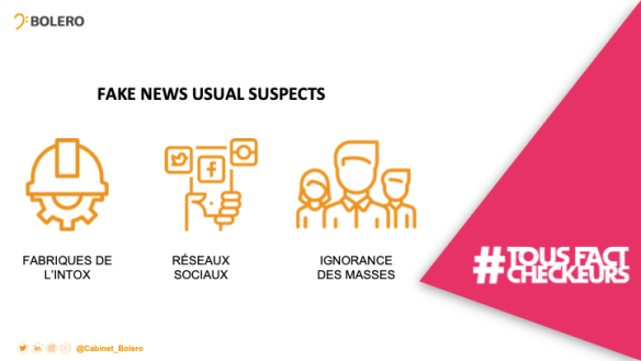 Les suspects de la Fake News