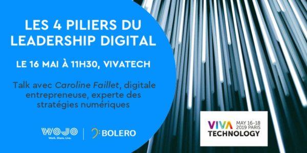 Vivatech - Bolero x Wojo