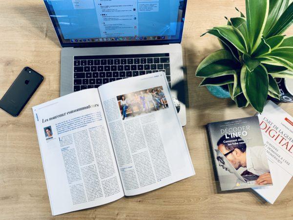 Les nouveaux consommateurs - article de Caroline Faillet - UNAF